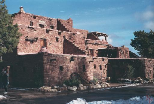 Grand Canyon, Hopi House, Mary Colter, South Rim, Grand Canyon Village